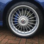 Alpina B10 V8s Switch-Tronic Saloon full