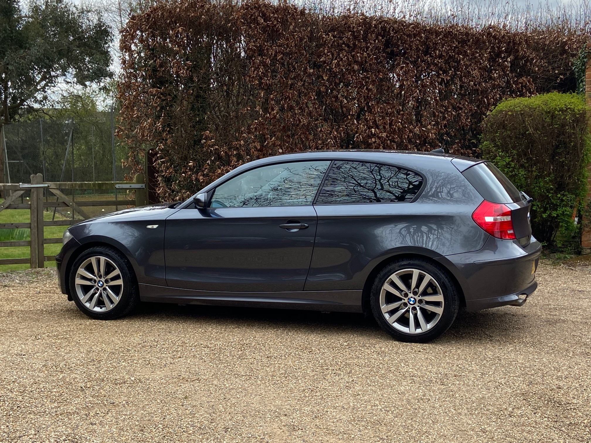 BMW 118d SE 3-Door Manual full