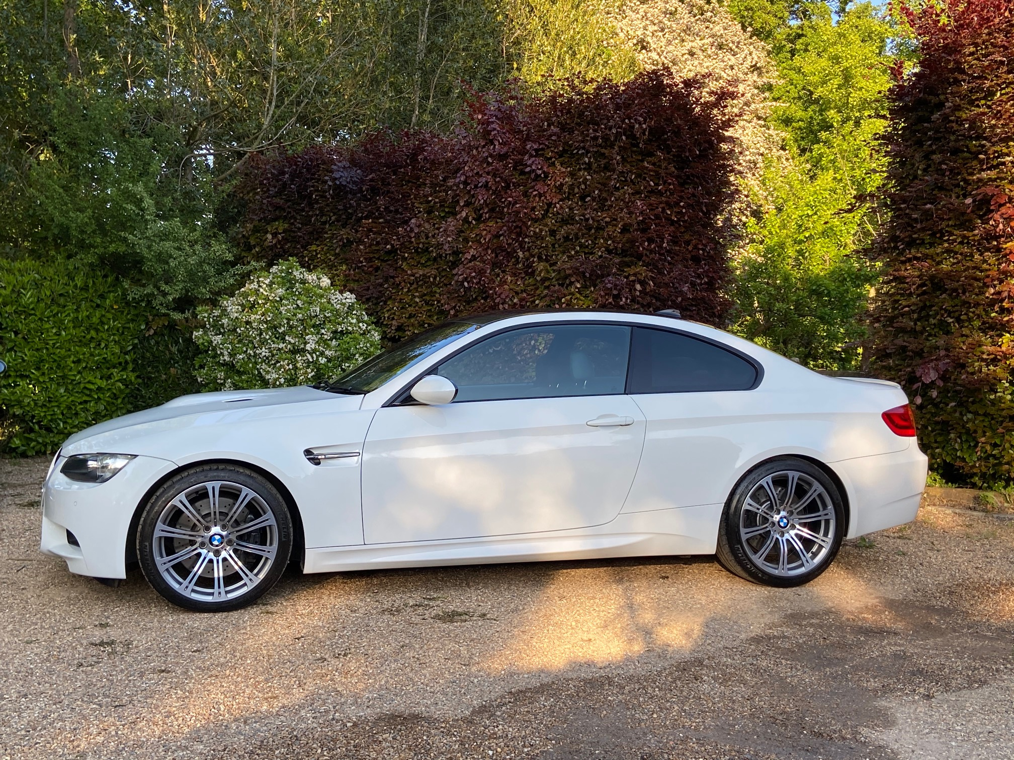 BMW E92 M3 Coupe DCT full