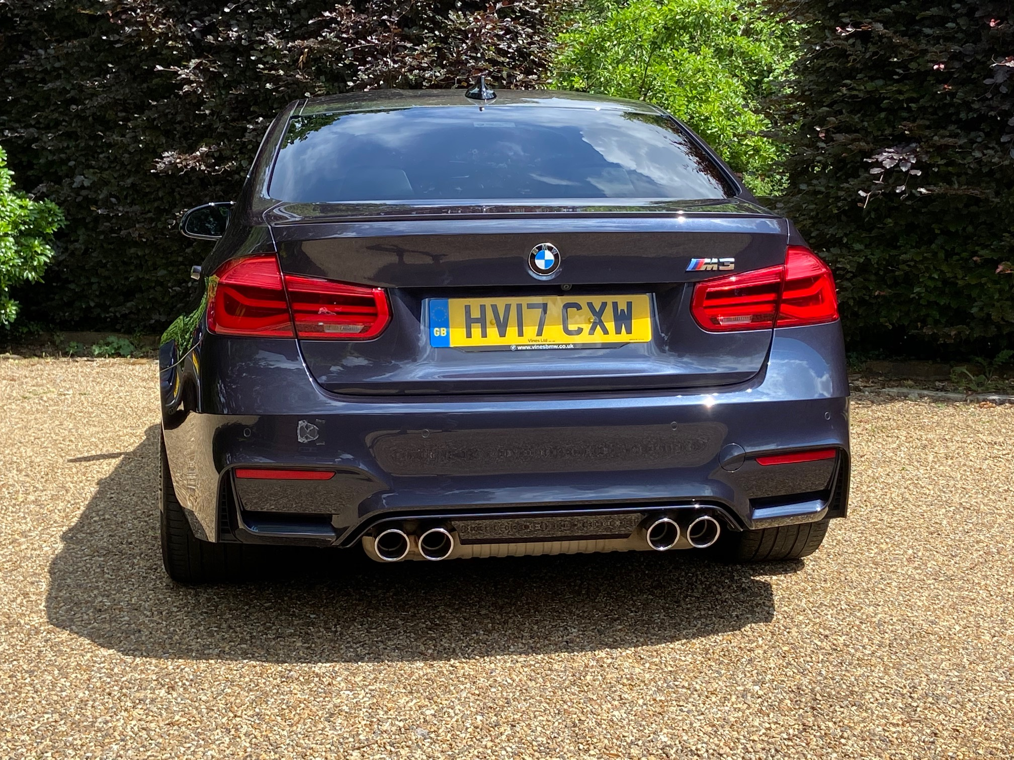M3 Saloon DCT full