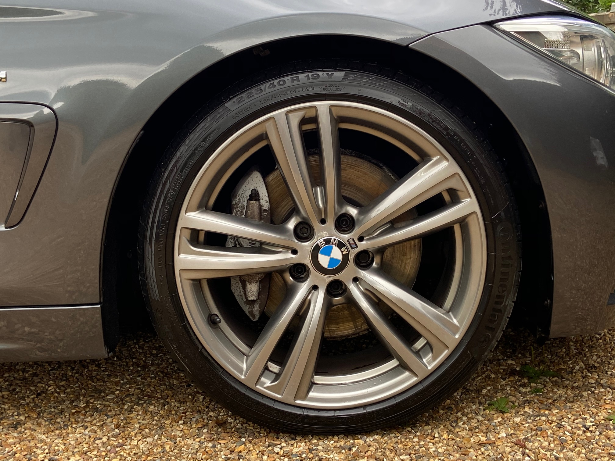 BMW 435i M Sport Manual Coupe full