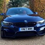 BMW M4 Competition Coupe DCT full
