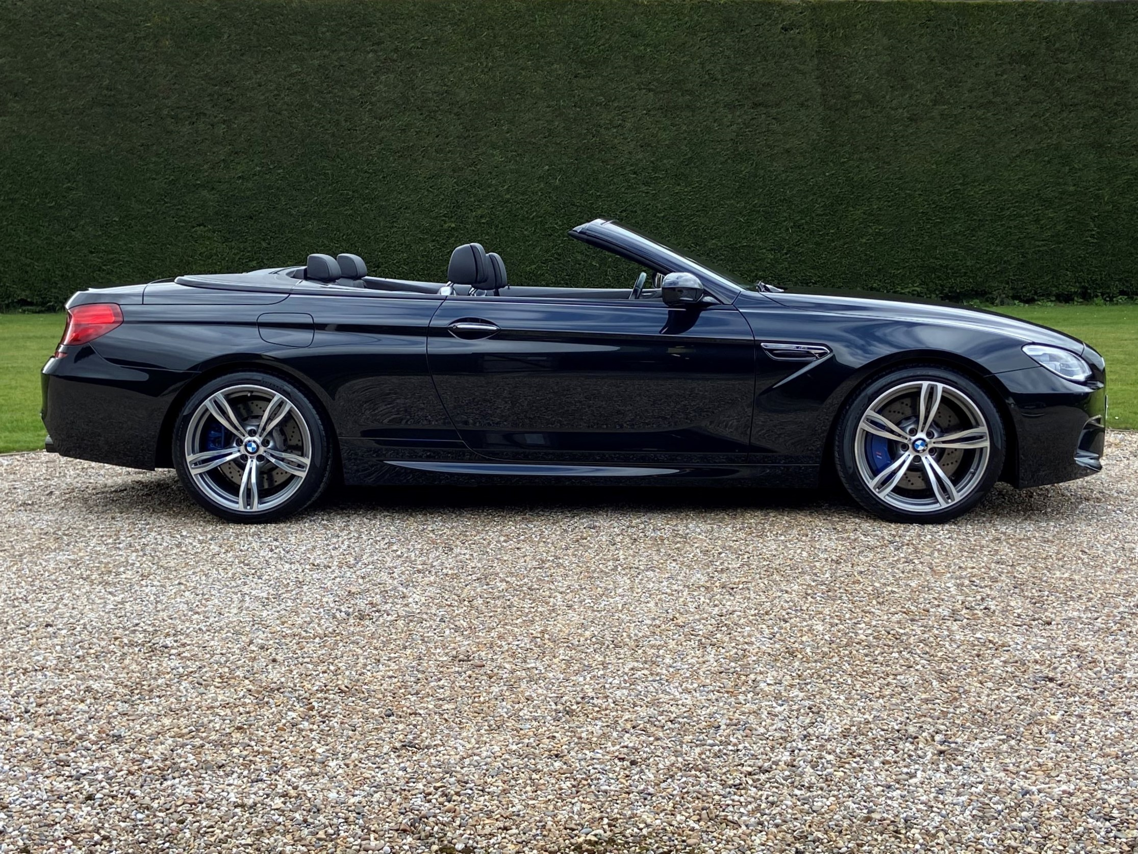 BMW M6 Convertible Competition Pack full